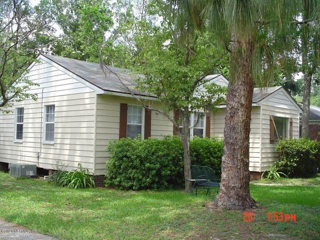 911 Bunker Hill Blvd, Jacksonville, FL 32208 (MLS #1075069) :: The Hanley Home Team