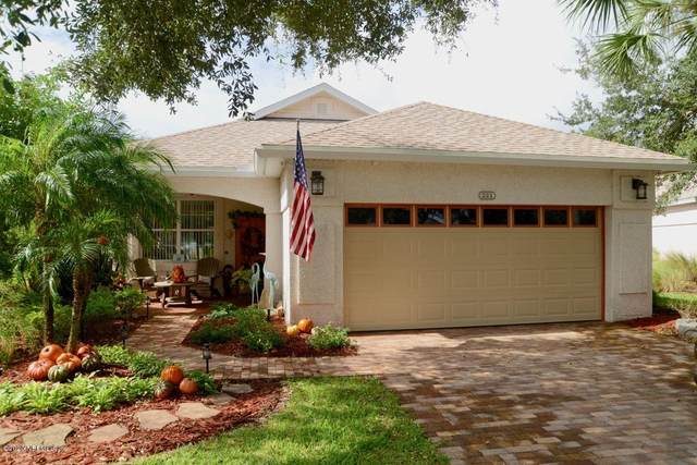 221 Lions Gate Dr, St Augustine, FL 32080 (MLS #1075085) :: The Every Corner Team