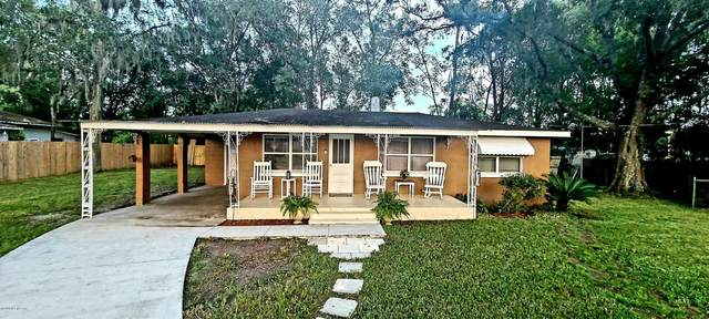 738 Alton Rd, Starke, FL 32091 (MLS #1075111) :: EXIT Real Estate Gallery