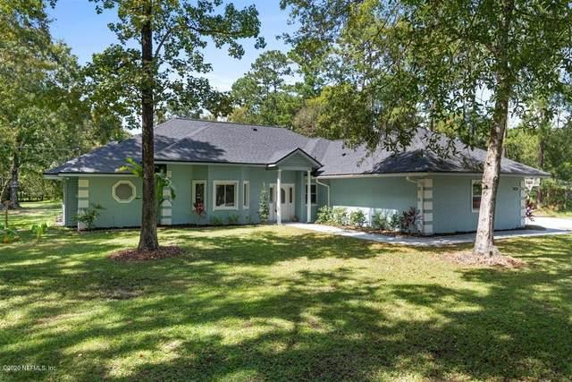 630 Plantation Dr, Middleburg, FL 32068 (MLS #1075136) :: Engel & Völkers Jacksonville