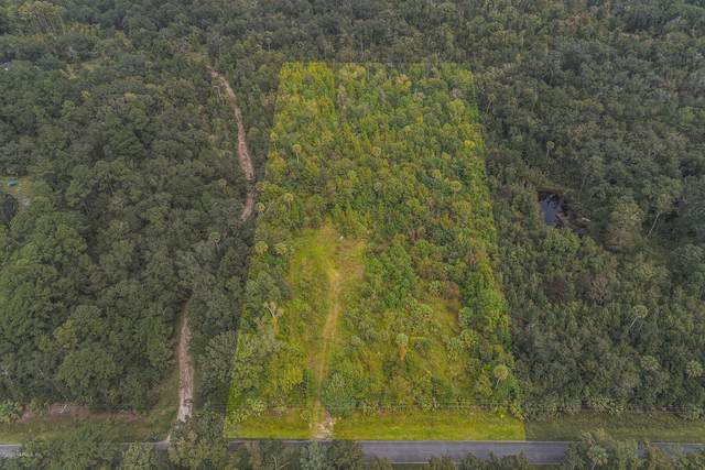 481424 Haddock Rd, Hilliard, FL 32046 (MLS #1075155) :: The Hanley Home Team