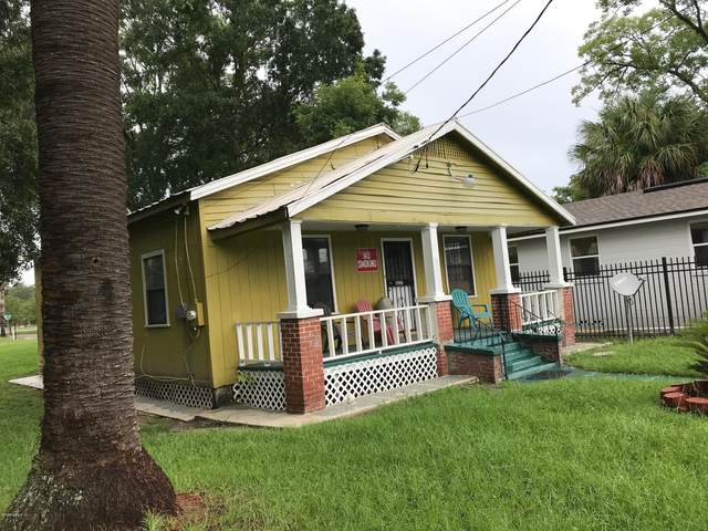 1227 W 21ST St, Jacksonville, FL 32209 (MLS #1075169) :: The Newcomer Group