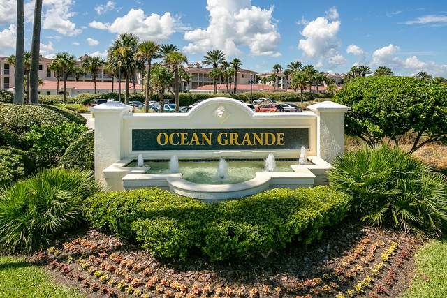 415 Ocean Grande Dr #302, Ponte Vedra Beach, FL 32082 (MLS #1075178) :: The DJ & Lindsey Team