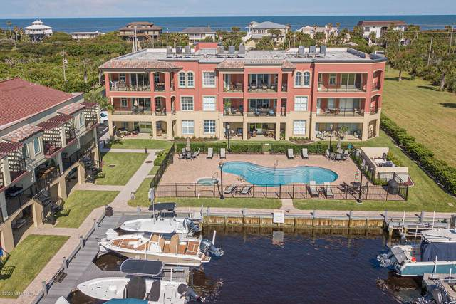 115 Sunset Harbor Way #303, St Augustine, FL 32080 (MLS #1075183) :: Memory Hopkins Real Estate