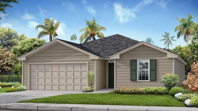2149 Willow Springs Dr, GREEN COVE SPRINGS, FL 32043 (MLS #1075443) :: Homes By Sam & Tanya