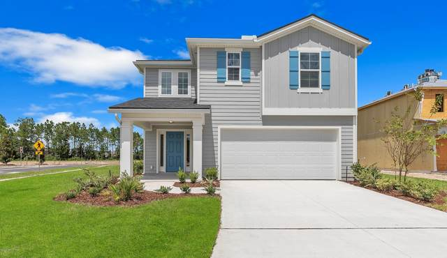 597 Meadow Ridge Drive Dr, St Augustine, FL 32092 (MLS #1075474) :: The Perfect Place Team