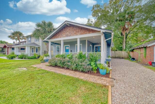 916 Cedar St, Jacksonville, FL 32207 (MLS #1075480) :: The Newcomer Group
