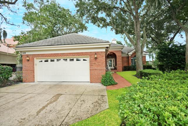 229 Cannon Ct E, Ponte Vedra Beach, FL 32082 (MLS #1075505) :: Bridge City Real Estate Co.