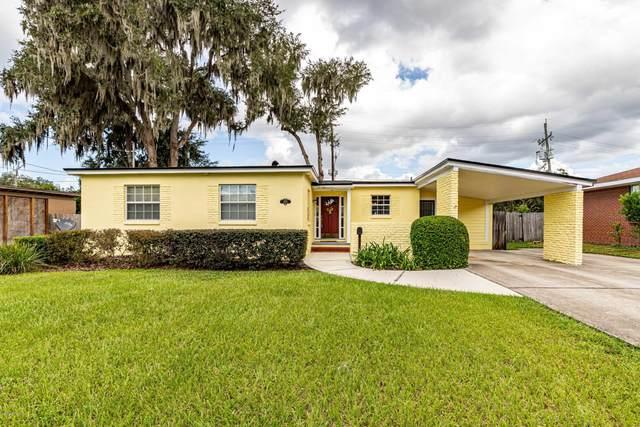 1615 Furman Rd, Jacksonville, FL 32217 (MLS #1075519) :: Menton & Ballou Group Engel & Völkers