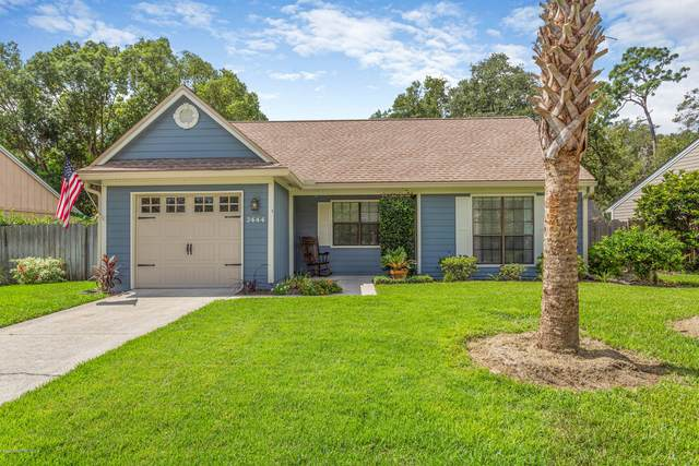 2444 Bluffton Dr, Jacksonville, FL 32224 (MLS #1075530) :: Berkshire Hathaway HomeServices Chaplin Williams Realty