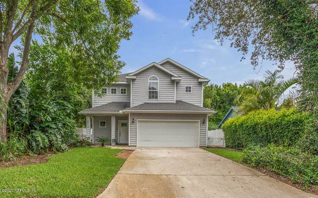 1215 14TH St N, Jacksonville Beach, FL 32250 (MLS #1075626) :: Memory Hopkins Real Estate
