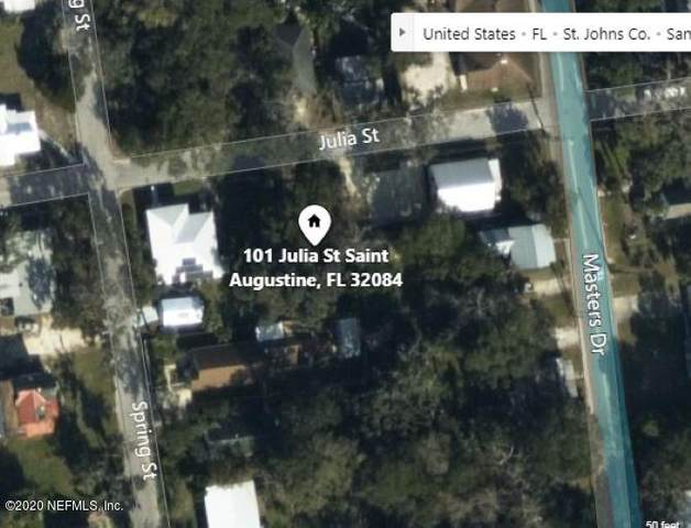101 Julia St, St Augustine, FL 32084 (MLS #1075643) :: The Hanley Home Team