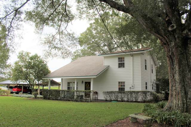 4558 NW 216TH St, Lawtey, FL 32058 (MLS #1075729) :: EXIT Real Estate Gallery