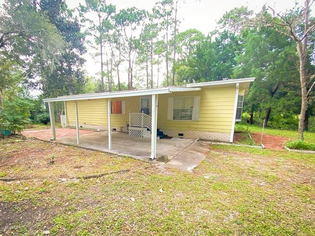 578 Palmetto Bluff Rd, Palatka, FL 32177 (MLS #1075766) :: Keller Williams Realty Atlantic Partners St. Augustine