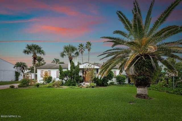 180 Inlet Dr, St Augustine, FL 32080 (MLS #1075816) :: Homes By Sam & Tanya