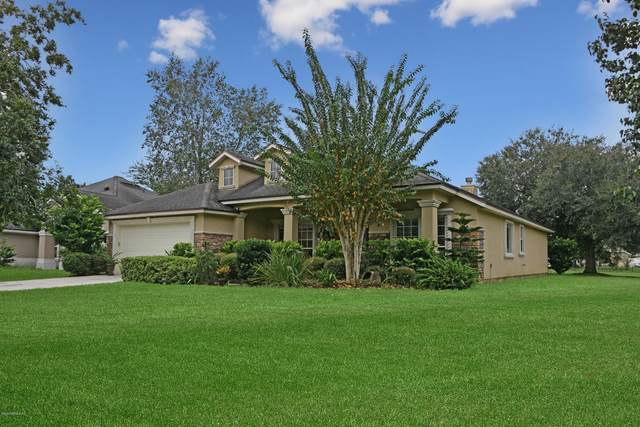 1545 W Windy Willow Dr, St Augustine, FL 32092 (MLS #1076070) :: Ponte Vedra Club Realty