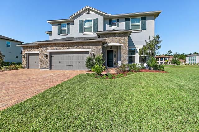 521 Amalurra Trl, St Johns, FL 32259 (MLS #1076091) :: Menton & Ballou Group Engel & Völkers