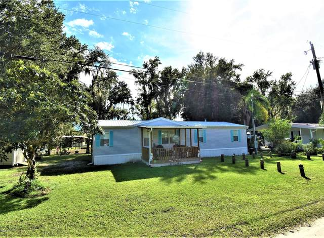 179 Kolski Dr, Crescent City, FL 32112 (MLS #1076095) :: Menton & Ballou Group Engel & Völkers