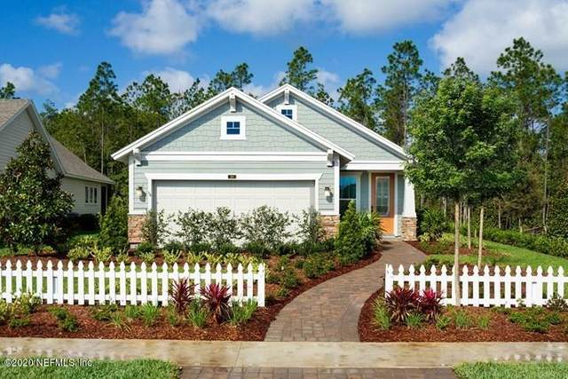 100 Pioneer Village Dr, Ponte Vedra, FL 32081 (MLS #1076100) :: The DJ & Lindsey Team