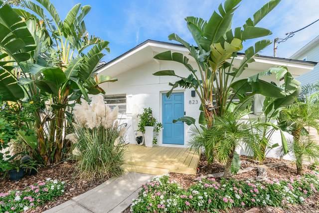 823 10TH Ave S, Jacksonville Beach, FL 32250 (MLS #1076159) :: Oceanic Properties