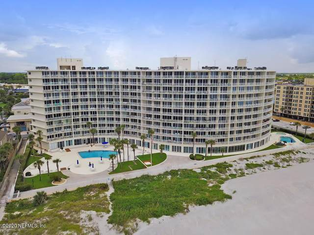 1601 Ocean Dr S #306, Jacksonville Beach, FL 32250 (MLS #1076182) :: Berkshire Hathaway HomeServices Chaplin Williams Realty
