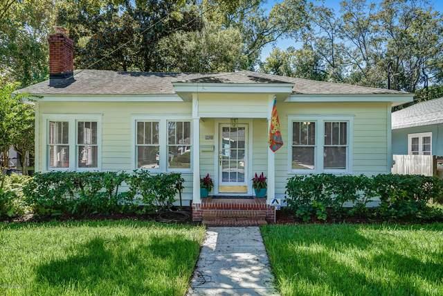 1296 Talbot Ave, Jacksonville, FL 32205 (MLS #1076187) :: CrossView Realty