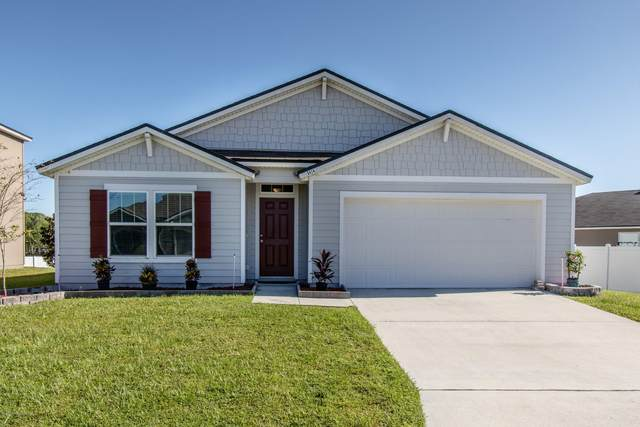 3414 Canyon Falls Dr, GREEN COVE SPRINGS, FL 32043 (MLS #1076238) :: The Impact Group with Momentum Realty