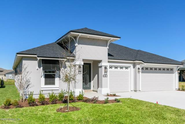 291 Athens Dr, St Augustine, FL 32092 (MLS #1076297) :: Bridge City Real Estate Co.