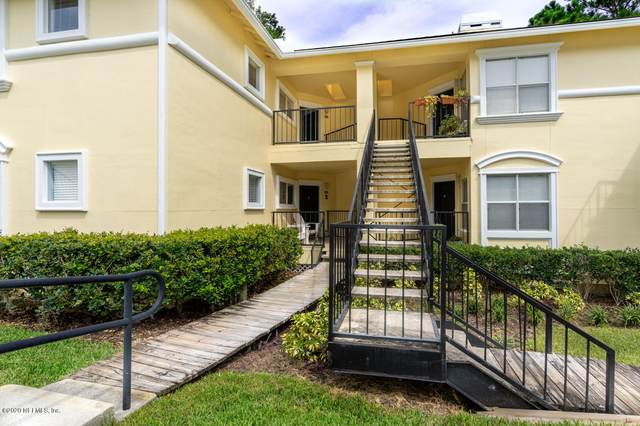 1800 The Greens Way #408, Jacksonville Beach, FL 32250 (MLS #1076303) :: The Every Corner Team
