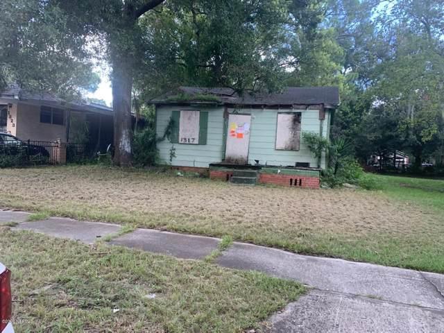1317 W 32ND St, Jacksonville, FL 32209 (MLS #1076348) :: Ponte Vedra Club Realty