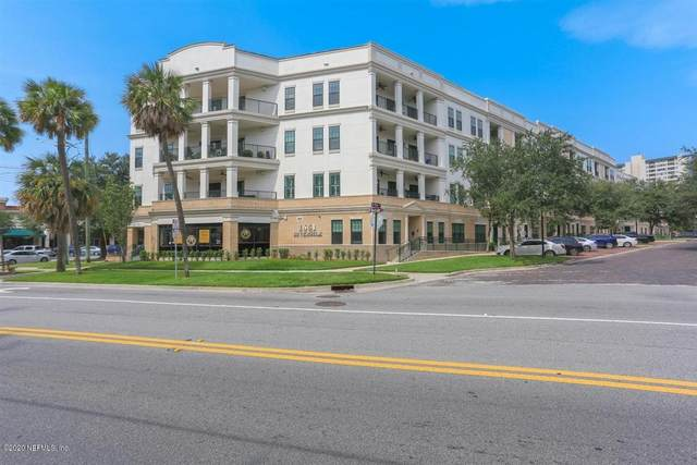 1661 Riverside Ave #201, Jacksonville, FL 32204 (MLS #1076372) :: Memory Hopkins Real Estate