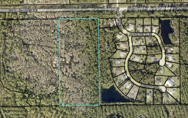 0 State Road 206, St Augustine, FL 32086 (MLS #1076394) :: The Perfect Place Team