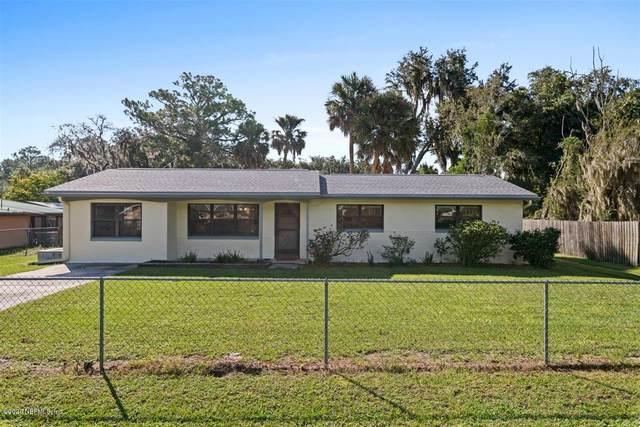 123 Orange Ave, East Palatka, FL 32131 (MLS #1076399) :: Ponte Vedra Club Realty