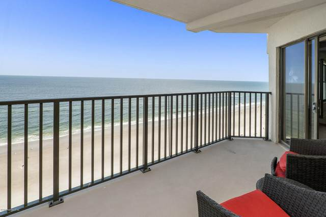 1901 1ST St #1804, Jacksonville Beach, FL 32250 (MLS #1076479) :: Homes By Sam & Tanya