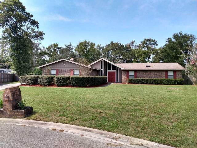 537 Elmwood Ct, Orange Park, FL 32065 (MLS #1076542) :: Menton & Ballou Group Engel & Völkers