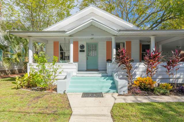 24 Sanchez Ave, St Augustine, FL 32084 (MLS #1076559) :: Homes By Sam & Tanya