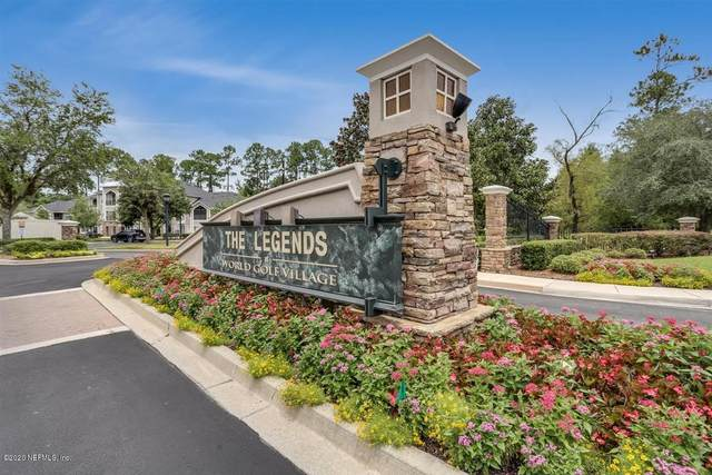 210 Presidents Cup Way #208, St Augustine, FL 32092 (MLS #1076592) :: Memory Hopkins Real Estate