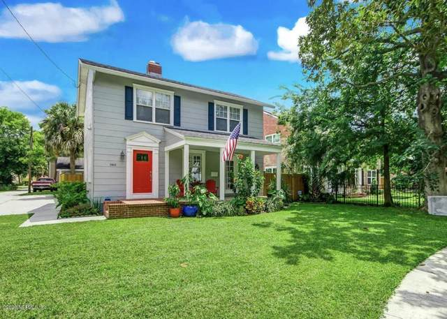 1461 Le Baron Ave, Jacksonville, FL 32207 (MLS #1076599) :: Military Realty