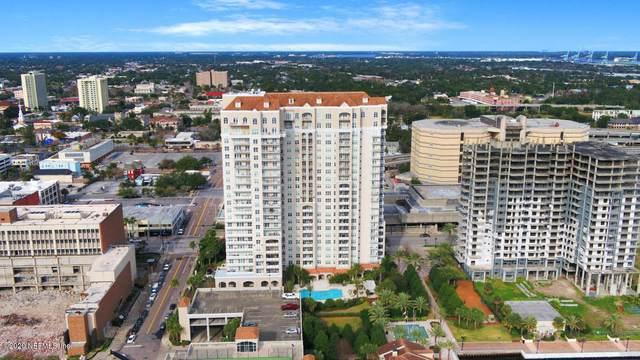 400 E Bay St #1810, Jacksonville, FL 32202 (MLS #1076656) :: The Hanley Home Team