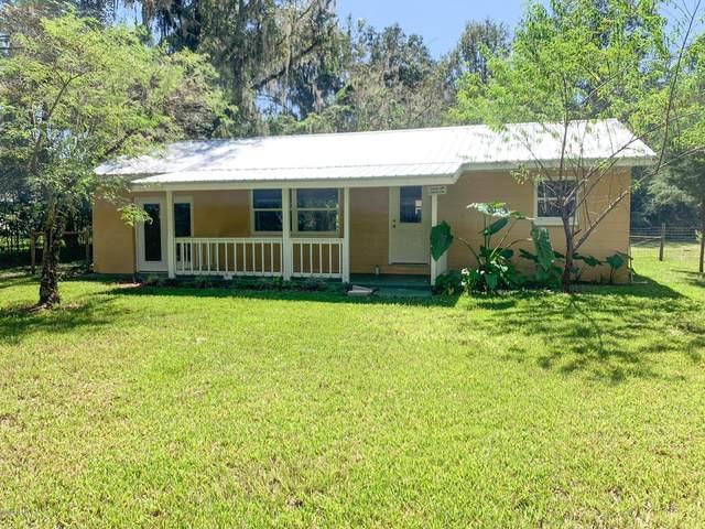 3205 NW 128TH Ln, Gainesville, FL 32653 (MLS #1076686) :: The Hanley Home Team