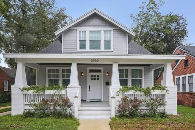 3930 Park St, Jacksonville, FL 32205 (MLS #1076687) :: The Hanley Home Team