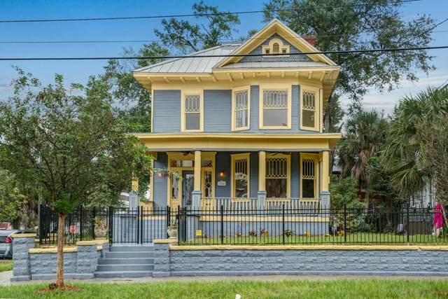 355 W 7TH St, Jacksonville, FL 32206 (MLS #1076824) :: Homes By Sam & Tanya