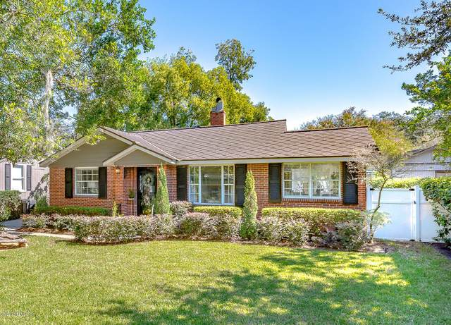 1061 Chatford Rd, Jacksonville, FL 32207 (MLS #1076910) :: Military Realty