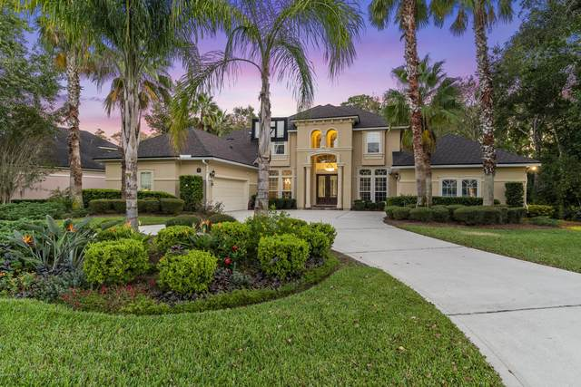 101 Bent Pine Ct, Ponte Vedra Beach, FL 32082 (MLS #1076930) :: The Newcomer Group