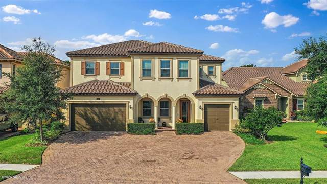 197 Spanish Marsh Dr, St Augustine, FL 32095 (MLS #1076955) :: The Hanley Home Team
