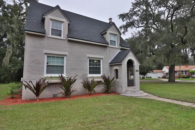 455 W 67TH St, Jacksonville, FL 32208 (MLS #1076970) :: 97Park
