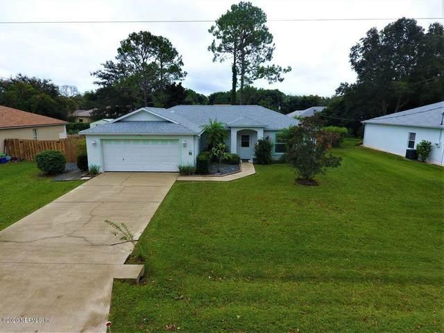 34 Pebble Wood Ln, Palm Coast, FL 32164 (MLS #1076999) :: Homes By Sam & Tanya