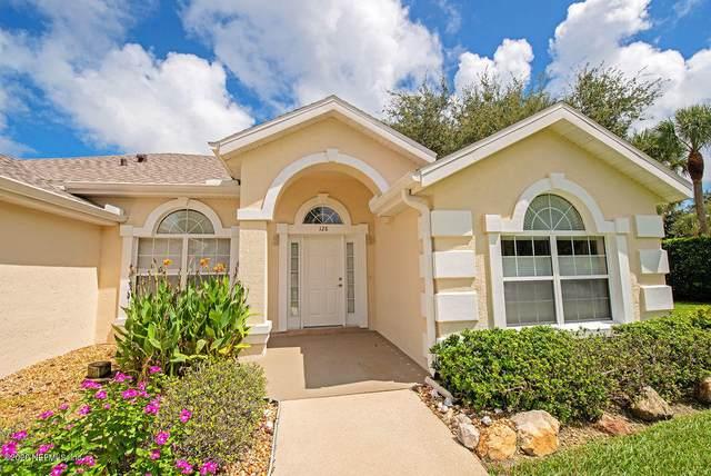 128 Anastasia Lakes Dr, St Augustine, FL 32080 (MLS #1077021) :: Century 21 St Augustine Properties