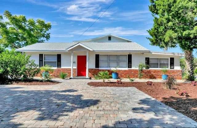 101 Flagler Blvd, St Augustine, FL 32080 (MLS #1077065) :: 97Park