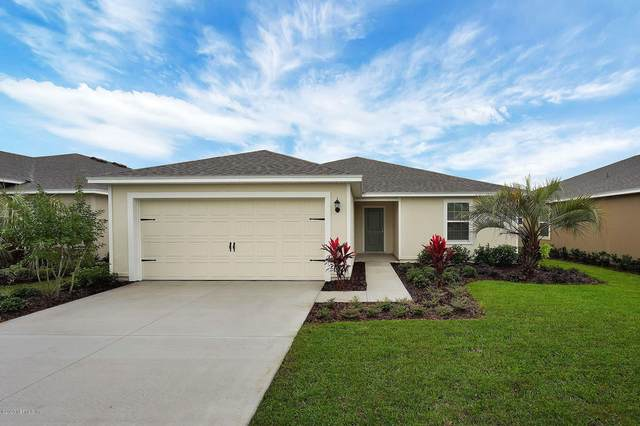 8588 Lake George Cir W, Macclenny, FL 32063 (MLS #1077066) :: Ponte Vedra Club Realty